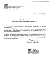 """Kancelaria Finansowo-Księgowa """"Dzikowski"""" s.c."""