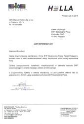 Hella SKS Stakusit Polska Sp. z o.o.